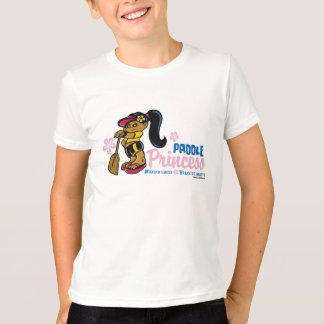 Paddle Princess Full-Color T-Shirt