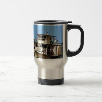 Paddle steamer, Goolwa, Australia Travel Mug