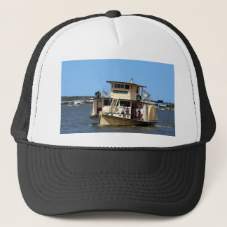 Paddle steamer, Goolwa, Australia Trucker Hat
