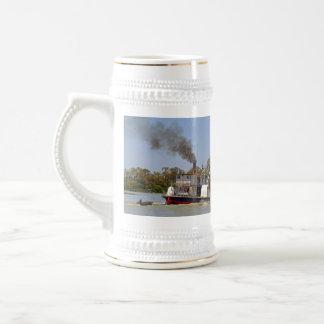 Paddle_Steamer_Murray_River_Beer_Stein_Mug Beer Stein