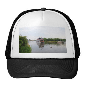 Paddle Steamer Southern Comfort Trucker Hats