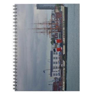Paddle Steamer Waverley Notebooks