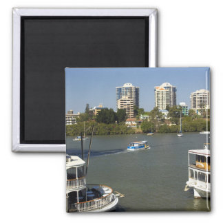 Paddle Steamers, Brisbane River, Brisbane, Magnet