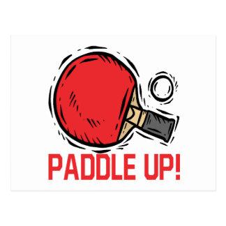 Paddle Up Postcard