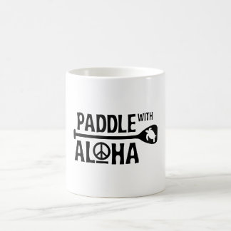 Paddle with Aloha 11 oz Dawn Patrol Mug