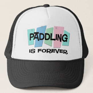 Paddling Is Forever Trucker Hat