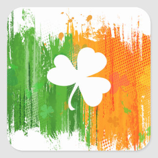 Paddy Ink Lucky Clovers sticker