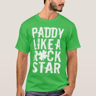 Paddy Like a Rock Star T-Shirt