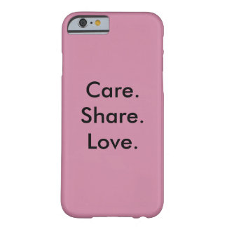 Padilla Apparel Co Care. Share. Love. Case