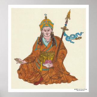 Padmasambhava (Guru Rinpoche) Poster