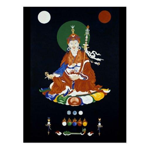Padmasambhava [postcard]