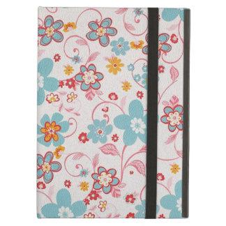 padrão floral bonito cover for iPad air