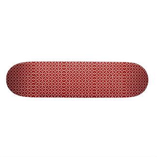 padrão formas geometricas skateboards