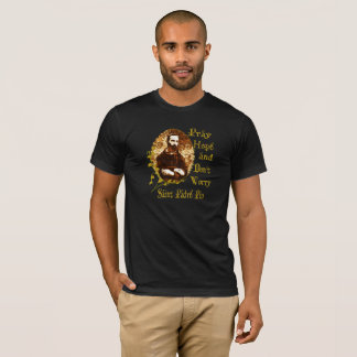 Padre Pio T-Shirt Saints T-Shirt Catholic