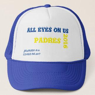 PADRES TRUCKER HAT