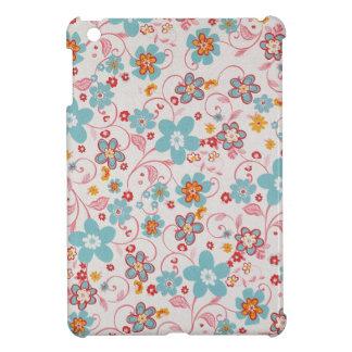 padrrão floral bonito cover for the iPad mini