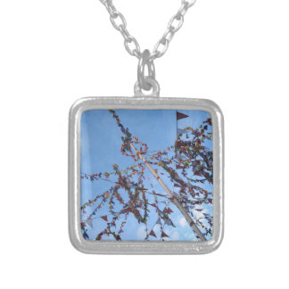 Padstow Silver Plated Necklace