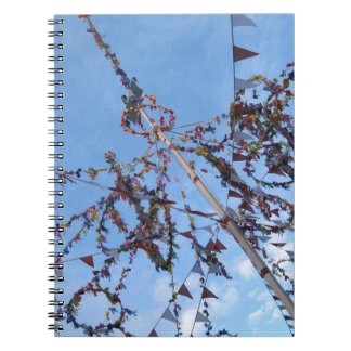 Padstow Spiral Notebook