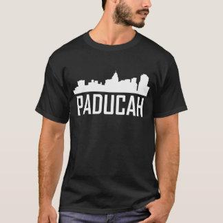 Paducah Kentucky City Skyline T-Shirt