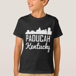 Paducah Kentucky Skyline T-Shirt