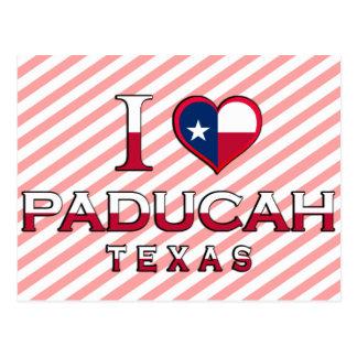 Paducah, Texas Postcard
