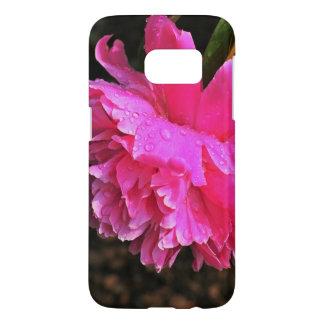 Paeonia Samsung Galaxy S7 Case