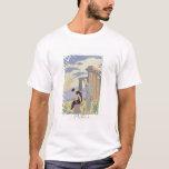 Paestum, 1924 (pochoir print) T-Shirt