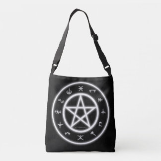 Pagan Art Crossbody Bag