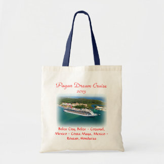 Pagan Dream Cruise Tote