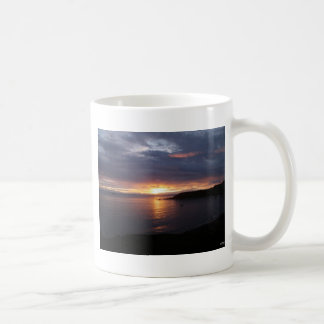 Pagan Island Sunset Coffee Mug