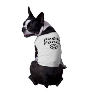 Pagan Pooch Cheeky Witch® Pentacle Dog T-Shirt