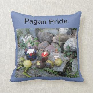 Pagan Pride & Save the Bees Pillow