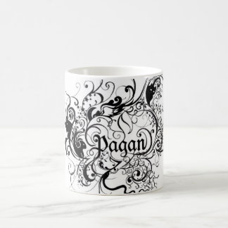 Pagan Scroll Coffee Mug