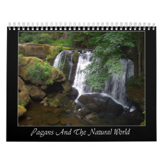 Pagans and The Natural World Wall Calendars