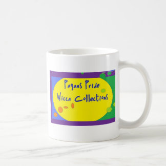Pagans Pride Wicca Collections L Coffee Mug