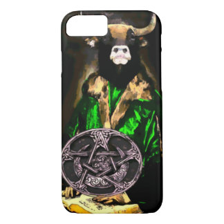Page of Pentacles Tarot Card iPhone 7 Case