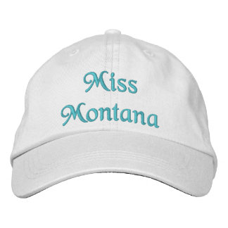 Pageant Baseball Cap