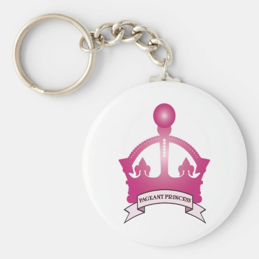 Pageant Princess Key Chains
