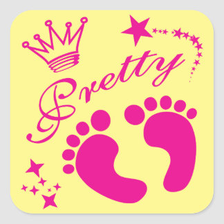 Pageant Stickers
