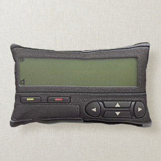 Pager Pillow