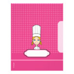Pages for Recipes - Illustrated Customized Letterhead
