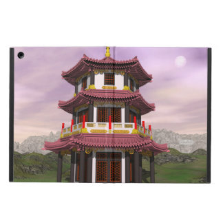 Pagoda - 3D render iPad Air Case