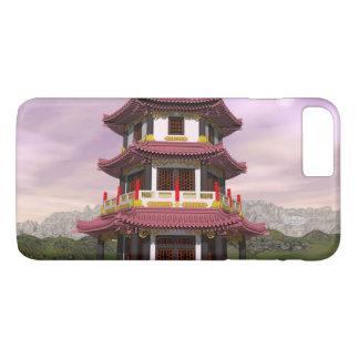 Pagoda - 3D render iPhone 8 Plus/7 Plus Case