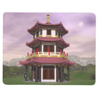 Pagoda - 3D render Journal