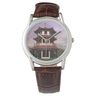 Pagoda - 3D render Watch