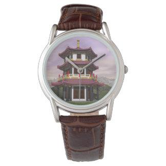 Pagoda - 3D render Watch