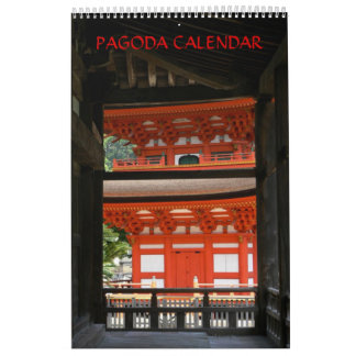 Pagoda Calendar