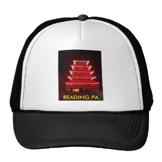 PAGODA CAP TRUCKER HAT