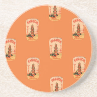 Pagoda Coaster