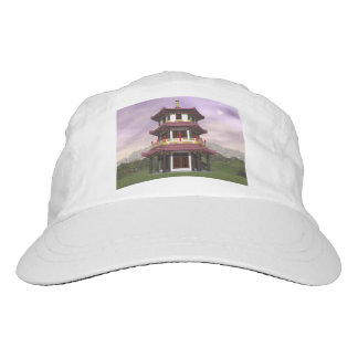 Pagoda in nature - 3D render Hat
